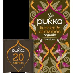 Photo of Pukka Herbal Infusion Licorice & Cinnamon 40 Gr