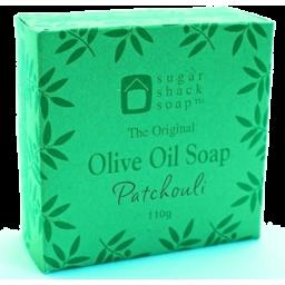 Photo of Olive Oil Soap - Patchouli (18)