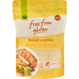 Photo of Free From Gluten Breadcrumbs 350g