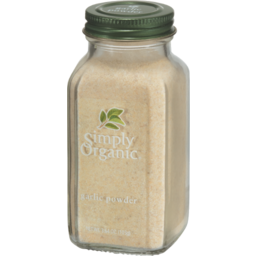 Photo of Simply Organic Garlic Powder