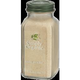 Photo of Simply Organic Garlic Powder