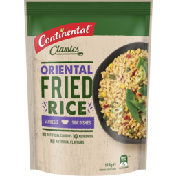 Photo of Cont Rice Oriental Fried Rice 115gm