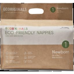 Photo of Ecoriginals Nappies - Newborn 5kgs