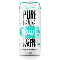 Photo of Raw C Coconut Water 1L