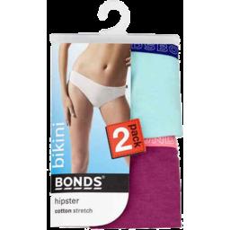 Photo of Bonds Hipster Bikini Style 2pk