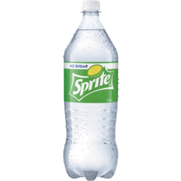 Photo of Sprite No Sugar Lemonade Soft Drink 1.25l