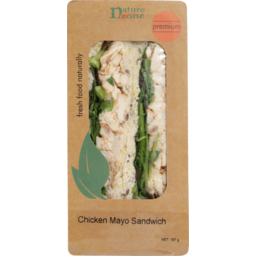 Photo of Naturezone Chicken Mayo Sandwich