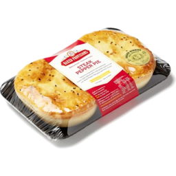 Photo of Steak Pepper Pies 2pk Baked Provisions