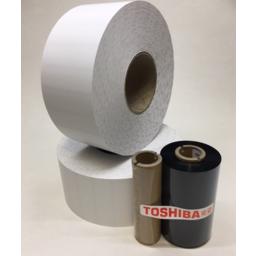 Photo of Printer, Toshiba, Consumables Bundle, White, Medium, (for TTEC B-SA4TM)