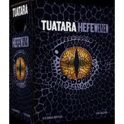Photo of Tuatara Hefeweizen 330ml Bottles 6 Pack
