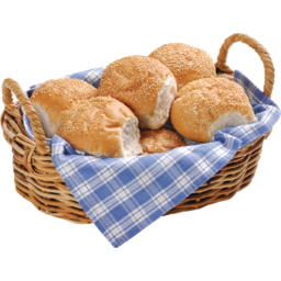 Photo of Rolls Sesame Seed 6 Pack
