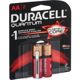 Photo of Duracell Quantum Batteries Aa - 2 Ct