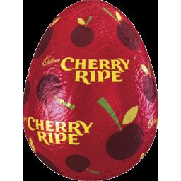 Photo of Cadbury Easter Egg Cherry Ripe 110gm