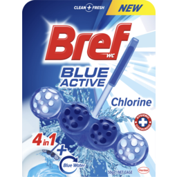 Photo of Bref Blue Active Chlorine 50g