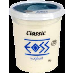 Photo of Eoss Yoghurt Natural 900grm