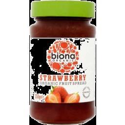 Photo of Biona Organic Jam - Strawberry Spread
