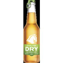 Photo of Carlton Dry Lime Peels Bottles