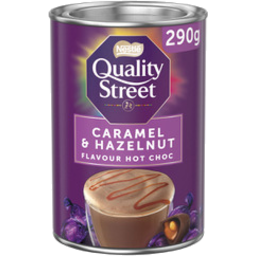 Photo of Nestle Quality Street Caramel & Hazelnut Hot Chocolate 290g