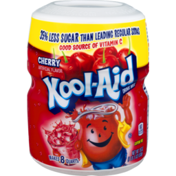 Photo of Kool-Aid Cherry Drink Mix