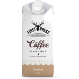 Photo of First Press Almon Iced Coffee 350ml