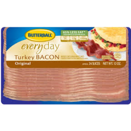 Photo of Butterball Sliced Turkey Bacon