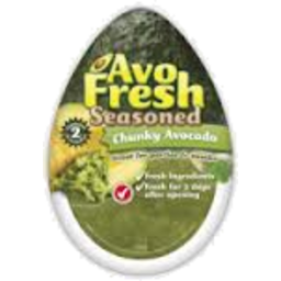 Photo of Avo Fresh Chunky Gar/Cor 160gm