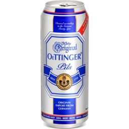 Photo of Oettinger Pilsner Can 500ml