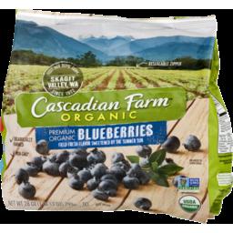Photo of Cascadian Farm® Organic Blueberries 28 Oz Bag