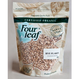 Photo of Four Leaf - Rye - Flakes - 800g