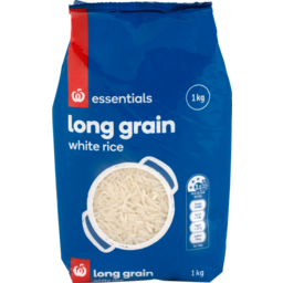 Photo of Homebrand Rice Long Grain 1kg