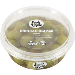 Photo of Food Snob Sicilian Olives 180g