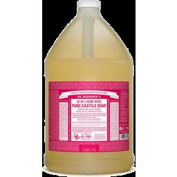 Photo of Dr Bronner's Pure-Castile Liquid Soap - Rose