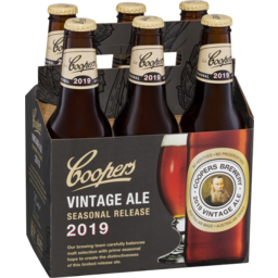 Photo of Coopers Vintage Ale 6 Pack