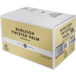 Photo of Burleigh Brewing Co. Twisted Palm Tropical Pale Al