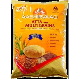 Photo of Aashirvad Multi Grain Atta 10kg