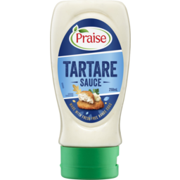 Photo of Praise Tartare Sauce 250ml