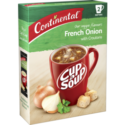 Photo of Continental Cup-A-Soup Crouton French Onion 60g