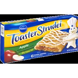 Photo of Pillsbury Toaster Strudel Apple Toaster Pastries - 6 Ct