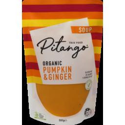 Photo of Pitango Organic Soup Pumpkin & Ginger 500g