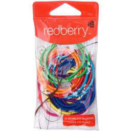 Photo of Redberry Ponytail Large Col 24pk