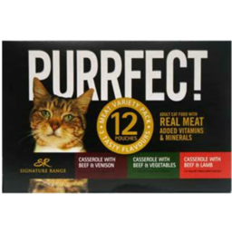 Photo of WW Cat Food Pouch Meat 12 Pack