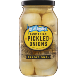 Photo of Blue Banner Traditional Pickled Onions 525g