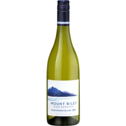 Photo of Mount Riley Sauvignon Blanc 750ml