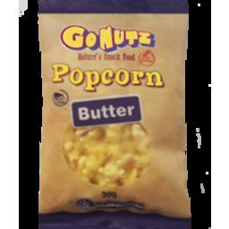 Photo of GoNutz Pop Corn Butter 30g