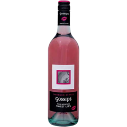 Photo of Gossips Moscato Pink 750ml