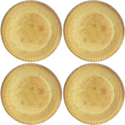 Photo of Tart Shells Unfilled - Baked 4 Inch 4 Pack 140g