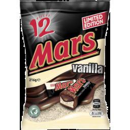 Photo of Mars Vanilla Sharepack 216gm