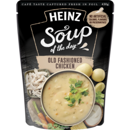 Photo of Heinz Soup Of The Day Old Fashioned Chicken 430g