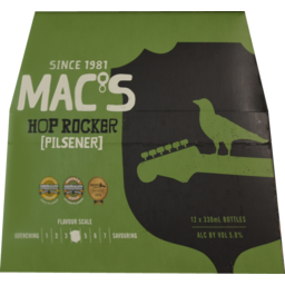 Photo of Macs Hop Rocker 330ml 12 Pack