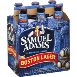 Photo of Samuel Adams Boston Lager Bottles